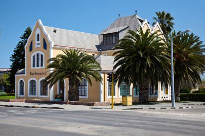 Altes Amtsgericht in Swakopmund, Namibia