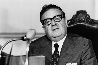 Salvador Allende - der sozialistische Präsident