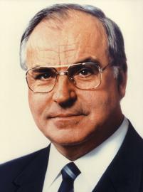 Rekordbundeskanzler: Helmut Kohl