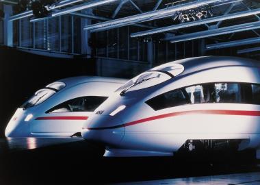 ICE 3: Mit Hochgeschwindigkeit durch Europa