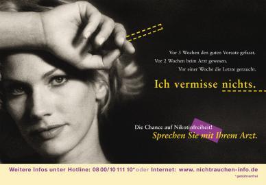 Nichtraucher-Kampagne 2000