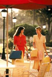 Frauen/shopping/einkaufen