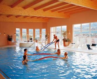 spa, wellness, pool