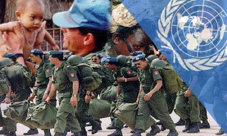 UN, Baluehelm missionen