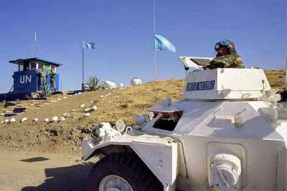 UNFICYP - Friedenstruppe der Vereinten Nationen in Zypern UNO