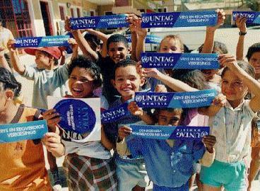 UNTAG - Unterstützungseinheit der Vereinten Nationen für die Übergangszeit Namib