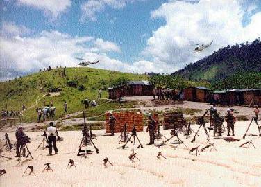 ONUCA - Beobachtergruppe der Vereinten Nationen für Zentralamerika UNO UN