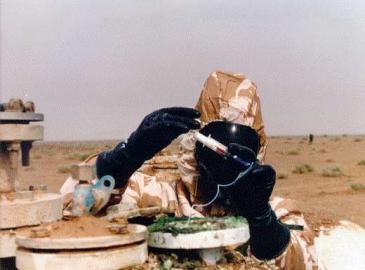 UNIKOM - Beobachtermission der Vereinten Nationen für Irak und Kuwait UNO UN