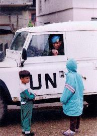 UNCRO - Operation der Vereinten Nationen zur Wiederherstellung des Vertrauens in