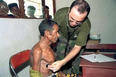 UNMISET - Unterstützungsmission der Vereinten Nationen in Ost-Timor, UNO, UN