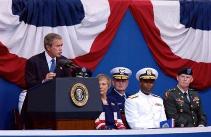George W. Bush jr