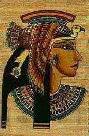 Portrait Kleopatra
