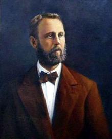 Asaph Hall, Astronom