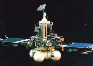 Phobos 2, Sonde, Mars