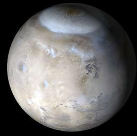 Mars, Frühling