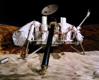 Viking 1, Mars