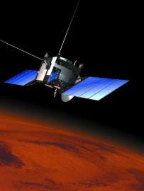 Mars, Mars Express
