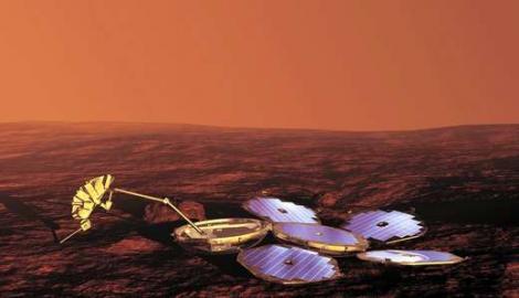 Mars Beagle 2 Explorer