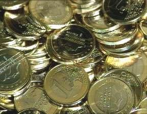 Euromünzen, Euro, Münzen