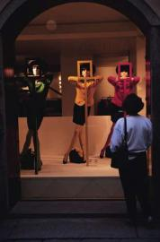 Schaufenster, Kaufhaus , shopping