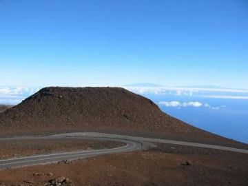 Hawaii, Maui, Haleakala