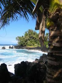Hawaii, Maui, Hana Highway