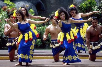 "Hawaii, Oahu, Hula, ""This is Polynesia""-Show"