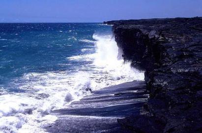 Hawaii, Big Island, Südküste
