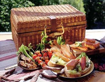 Picknickkorb