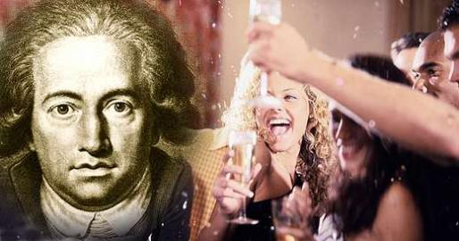 Goethe, Party