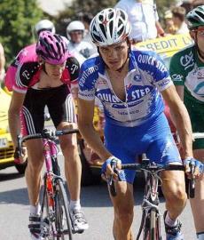 tour de france, 2003, siebte etappe, rolf aldag, richard virenque, morzine