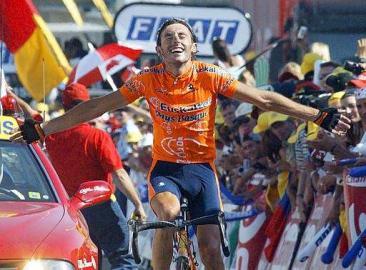 tour de france, 2003, achte etappe, iban mayo, sieger, alpe d'huez