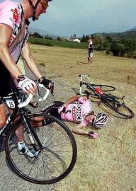 tour de france, 2003, neunte etappe, jörg jaksche, beloki, sturz, gap