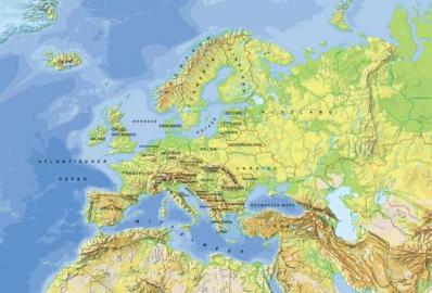 Europa Kontinent