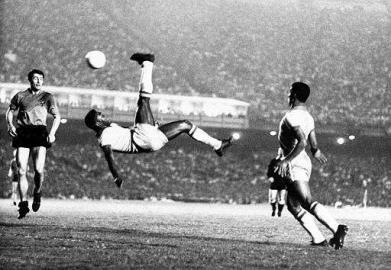 Pele, Brasilien, Fußball