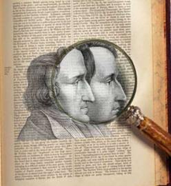 Die Gebrüder Grimm wurden durch ihre Märchen– und Sagensammlungen bekannt