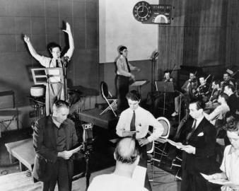 """""""1938 / Orson Welles: """"""""Invasion vom Mars"""""""""""""""