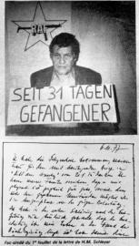 RAF nimmt Hanns Martin Schleyer als Geisel