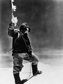 1953 / Erstbesteigung Mount Everest