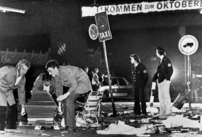 26. September 1980 - Anschlag auf das Münchner Oktoberfest