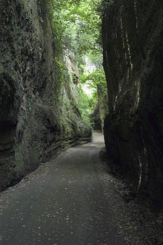 Auf den Spuren der Etrusker: Höhlenweg bei Sovana