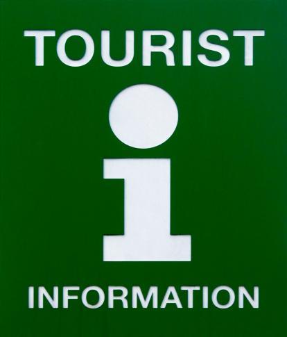 Tourismus-Symbol