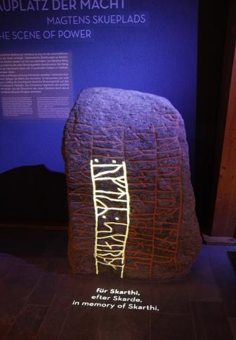 Wikinger - der Runenstein kann sprechen