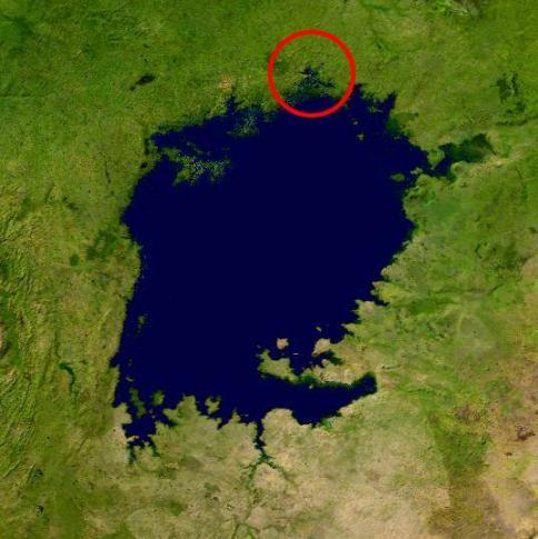 Talsperren und Stauseen: Victoriasee