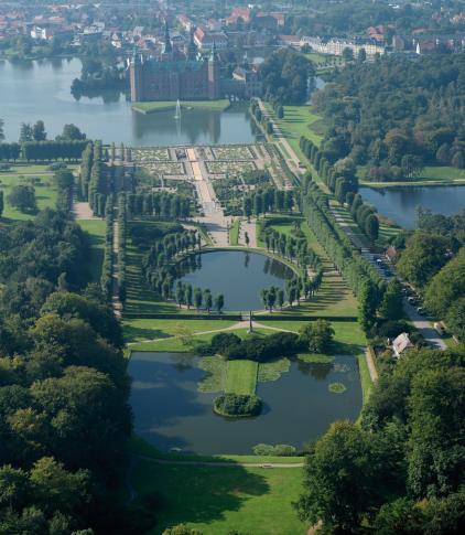 Schloss Frederiksburg - Dänemark