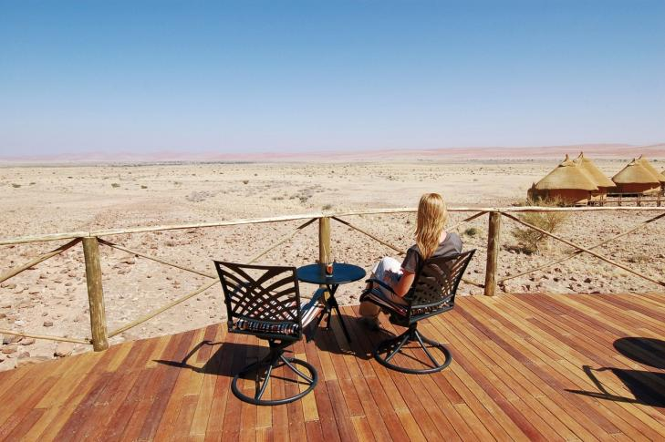 In der Wüste daheim