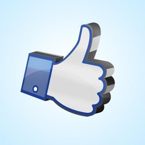 Facebook-Like-Zeichen