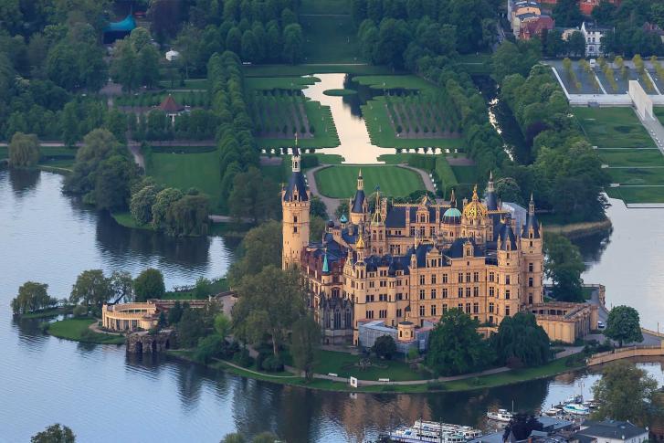 Schlossgarten - Schwerin