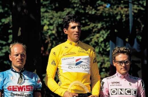 Miguel Indurain / Radrennfahrer