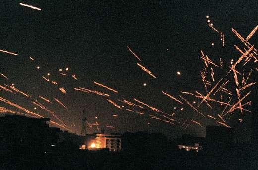 1991 / 2. Golfkrieg / Bagdad
